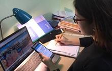 Kiểm tra học kỳ bằng hình thức trực tuyến sẽ thế nào?