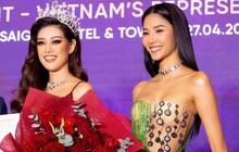 Hoàng Thuỳ giật mình vì Khánh Vân gọi nhỡ lúc nửa đêm, tiết lộ tình trạng của đàn em trước thềm bán kết Miss Universe