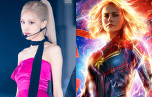 Nữ chính Captain Marvel cover nhạc của Rosé (BLACKPINK), nhưng sốc hơn là giọng hát nghe tưởng ca sĩ chuyên nghiệp!