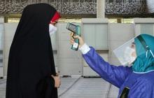 Hơn 100.000 y tá Iran mắc Covid-19, 120 người tử vong