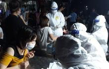 Bắc Giang xét nghiệm hơn 100 nghìn người liên quan ổ dịch khu công nghiệp