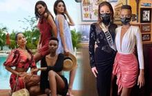 Khánh Vân đọ sắc cùng Miss Universe 2019: Nhan sắc rạng rỡ, nổi bật trên Instagram của cuộc thi