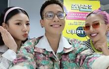 """Visual xịn mịn của dàn giám khảo """"Z-Gang: Endgame"""": Quân AP đứng cạnh AMEE quá đẹp đôi, Quỳnh Anh Shyn thần thái chẳng kém!"""