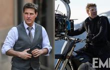 Tom Cruise đóng cảnh hành động nguy hiểm nhất sự nghiệp, giải thích việc chửi bới thậm tệ thành viên ekip Nhiệm Vụ Bất Khả Thi