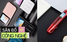 """5 kiểu điện thoại siêu """"mẩu"""", mua về làm cảnh là chính vì thiết kế dị biệt vô cùng!"""