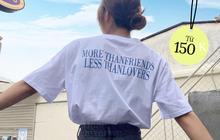 """Tuyển tập áo phông chuẩn style Hàn đẹp nhất tại các shop, chị em """"múc"""" ngay vì giá chỉ từ 150k"""