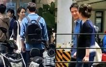 Phùng Thiệu Phong lần đầu lộ diện sau scandal ly hôn Triệu Lệ Dĩnh, thái độ với nữ đồng nghiệp khiến bao người bất ngờ