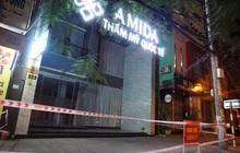 Nóng: Công an chính thức khởi tố vụ Thẩm mỹ viện quốc tế AMIDA làm lây lan dịch ra cộng đồng