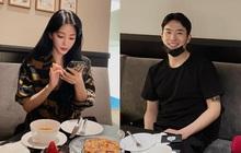Không cần Dispatch khui, lần đầu có nữ diễn viên Hàn bá đạo tự công khai hẹn hò kèm hẳn ảnh bạn trai lên Instagram