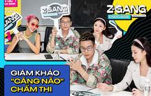 """Quân AP, AMEE và Quỳnh Anh Shyn """"căng não"""" chọn ra quán quân Z-Gang Endgame: Clip kỷ yếu gì mà đỉnh quá!"""