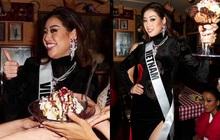 Khánh Vân lồ lộ khuyết điểm trên khuôn mặt trong ảnh đi ăn tối với dàn mỹ nhân Miss Universe, may vẫn ghi điểm nhờ lý do này