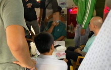 Bắt sòng bạc có cán bộ phường tham gia ở trung tâm Sài Gòn