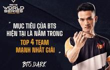 """Phỏng vấn """"huyền thoại Free Fire Việt Nam"""" Dark - Tuyển thủ 2 lần tham dự chung kết thế giới Free Fire"""