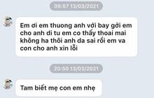 Vụ con gái tố bị cha dùng vũ lực hiếp dâm ở Phú Thọ: Lộ tin nhắn cầu xin tha thứ của người cha, dù trước đó một mực chối tội