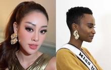 """Khánh Vân """"đụng hàng"""" với đương kim Hoa hậu Hoàn vũ Thế giới và đây không phải là lần đầu!"""