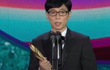 Yoo Jae Suk thắng lớn tại Baeksang 2021, lập kỷ lục nghệ sĩ duy nhất Kbiz ẵm 17 giải Daesang trong sự nghiệp!