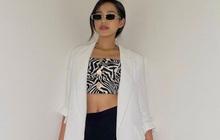 """Hoa hậu Đỗ Thị Hà diện đồ nữ tính thì xinh nhưng khi chuyển sang style cool ngầu có bị """"lệch pha""""?"""