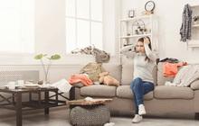 Chuyên gia tiết lộ 5 bí mật giúp nhà cửa luôn sạch sẽ, lười đến đâu cũng có thể thực hiện được