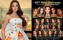 Khánh Vân được dự đoán vào thẳng top 10 Miss Universe trước thềm Bán kết, tất cả nhờ chiến lược outfit thông minh?