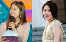 """""""Á hậu bị đế chế Samsung ruồng bỏ"""" Go Hyun Jung gây sốt ở Baeksang 2021, so lại ảnh 10 năm trước mới thấy choáng"""