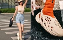 """Một mẫu giày bị coi là """"xấu nhất quả đất"""" sắp ra màu mới vào tháng 6, netizen nhìn vào khóc thét vì chứng... sợ lỗ!"""