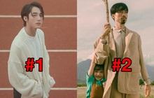 Đen Vâu vừa ra MV đã lăm le soán ngôi Sơn Tùng M-TP trên top trending, thắng thế tại BXH HOT14