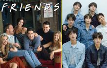 """Phim Friends đình đám trở lại, bất ngờ có tên BTS cùng loạt sao khủng nhưng netizen lại bực tức: """"Mong khách mời nói ít ít thôi!"""""""