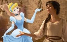 Ngất ngây nhan sắc Camila Cabello hóa Lọ Lem trong phim mới, quấn quýt trai lạ thế này Shawn Mendes có ghen không?