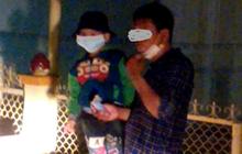 Phát hiện người cha bế con bị sốt nhập cảnh trái phép vào Việt Nam