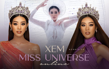 Đây là cách xem trực tiếp Miss Universe và vote ủng hộ Hoa hậu Khánh Vân