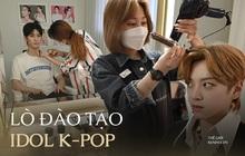 Bên trong lò đào tạo thần tượng K-pop đầy khắc nghiệt: Cuộc chiến sinh tồn tàn khốc nhất với nguy cơ thải loại bất kỳ lúc nào