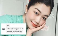 """Tiếp viên Vietnam Airlines bị page bán hàng """"mượn"""" hình mạo danh, inbox hỏi còn bị đuổi: Chị đi ra đi!"""