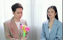 """Osad quên tên một chút thôi khi thể hiện hit của đàn anh Soobin Hoàng Sơn, Suni Hạ Linh vội bấm chuông nhưng """"biết gì đâu""""!"""