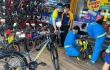 Thế Giới Di Động nhảy vào bán xe đạp