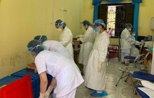 """Số ca nhiễm tại ổ dịch mới tăng """"đột biến"""" lên 35, Bắc Giang cấp bách ứng phó"""