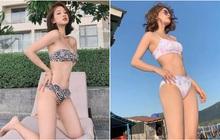 Bạn gái Jaykii khoe thần thái đỉnh cao với bikini, vóc dáng tuy mảnh mai nhưng ai dám nói không sexy ngút ngàn?
