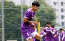 Văn Hậu báo tin vui cho HLV Park Hang-seo, Xuân Trường vẫn tập riêng