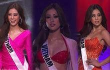 Loạt outfit của Khánh Vân tại Bán kết Miss Universe: 1 bộ từng gây tranh cãi, bộ còn lại mang ý nghĩa liên quan tới ba của nàng Hậu