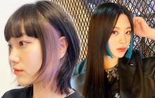 4 style nhuộm tóc nửa vời đình đám ở Hàn: Nhìn cool điên lên, lại hợp ai thích đu trend tẩy tóc nhưng hay rén