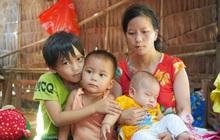 Chồng bỏ lúc mang thai, người mẹ bất lực nhìn 3 đứa con thơ khát sữa, cha già bệnh tật mà thiếu tiền chữa trị