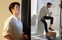 """Lần đầu lộ diện sau tin cưới Shin Min Ah, Kim Woo Bin khiến dân tình """"gào thét"""" với visual lột xác, khác hẳn khi bị ung thư"""