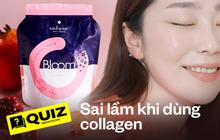 Sai lầm phổ biến khi dùng collagen khiến da bạn mãi chẳng đẹp như người ta