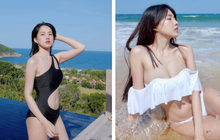Hot girl một thời của làng game Việt tự tin diện bikini, khoe body cực nóng bỏng
