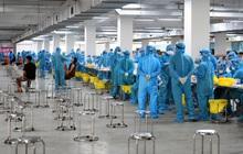 Ổ dịch mới hơn 200 ca nhiễm tại Bắc Giang: Các F0 tăng nhanh, 38% mẫu xét nghiệm có kết quả mắc Covid-19
