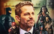 """Đạo diễn Zack Snyder tiết lộ bị hãng phim """"tra tấn"""" suốt thời gian làm Justice League bản mới"""