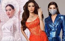 """Khánh Vân đi thi Miss Universe với tủ đồ toàn NTK """"lạ hoắc"""" nhưng chất lượng thì miễn chê!"""