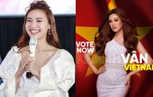 """Lan Ngọc hào hứng kêu gọi vote cho Khánh Vân trước thềm Chung kết Miss Universe, ai dè bị """"hố"""" vì lý do này"""