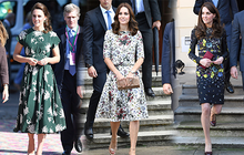 Công nương Kate Middleton cứ diện mẫu váy này là bị cộng thêm 5 tuổi, chị em xem mà rút kinh nghiệm