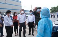 """Thứ trưởng Bộ Y tế: """"Bắc Giang nếu để lọt 1 ca Covid-19, có thể trở thành bom nổ chậm"""""""