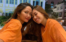 Bị netizen kém duyên chia rẽ tình chị em với Khánh Vân, H'Hen Niê liền có cách đáp trả cực tinh tế!